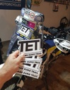 Adventure Spec TET Sticker