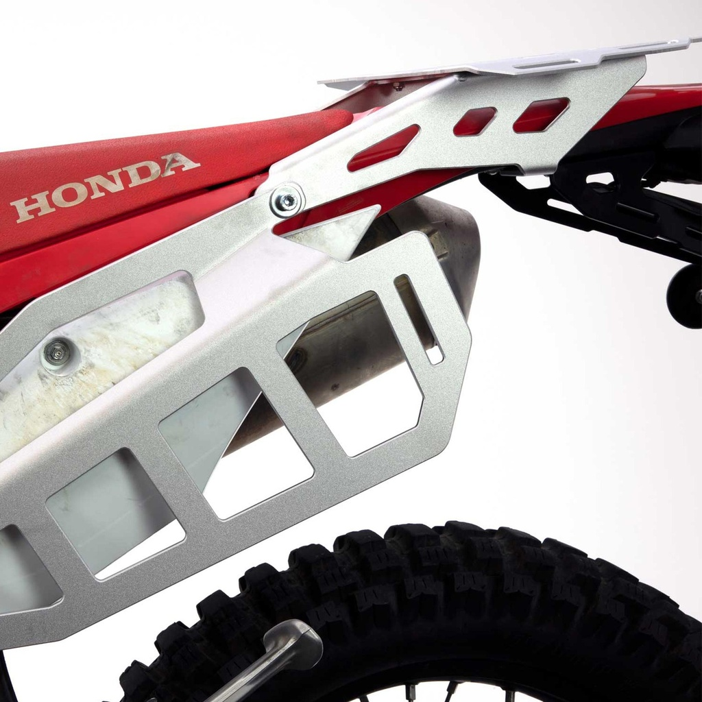 Adventure Spec Honda CRF450L Rear Luggage Rack