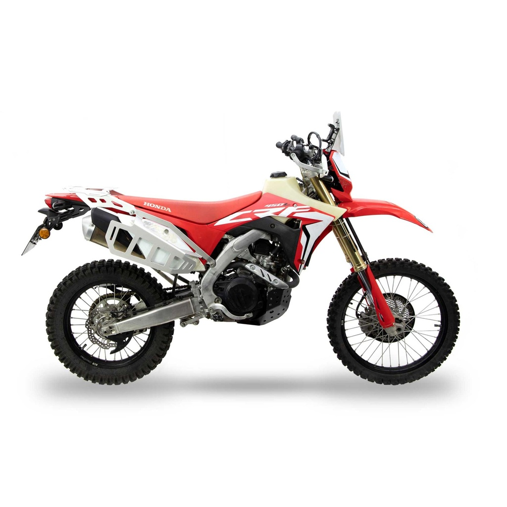 Adventure Spec Honda CRF450L Tail Tidy
