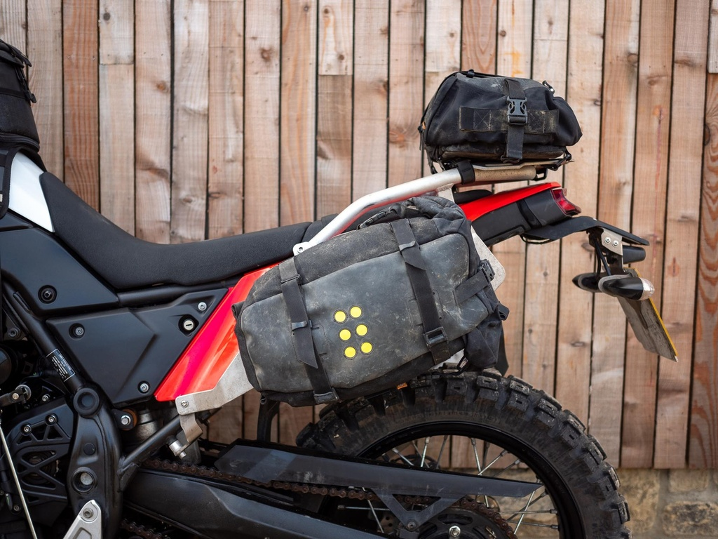 Adventure-Spec Yamaha Tenere 700 Rear Top Luggage Rack