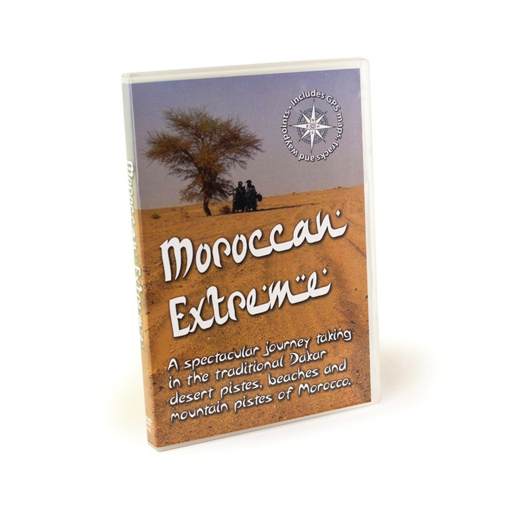 Moroccan Extreme DVD