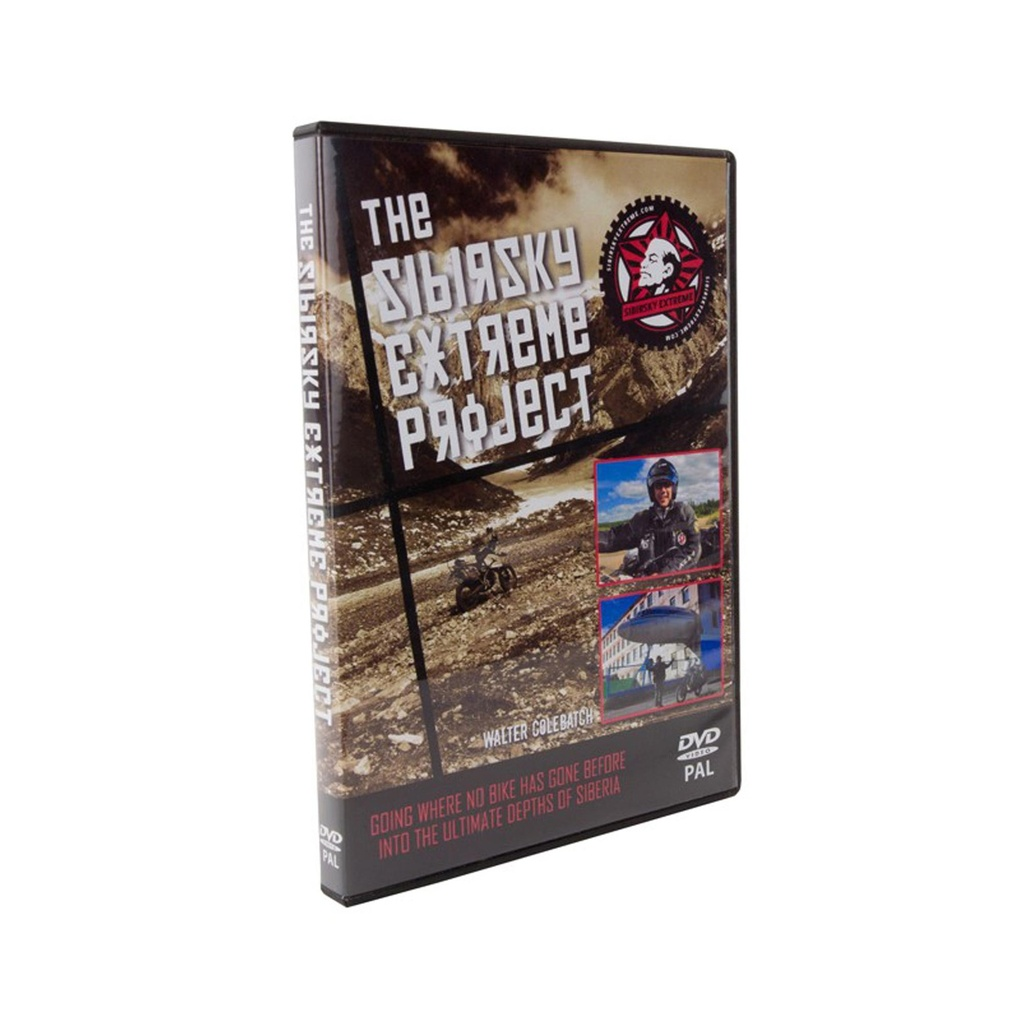 Sibirsky Extreme Project DVD - PAL