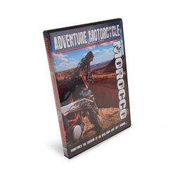 [AS_ADVMDVD] Adventure Motorcycle Morocco DVD